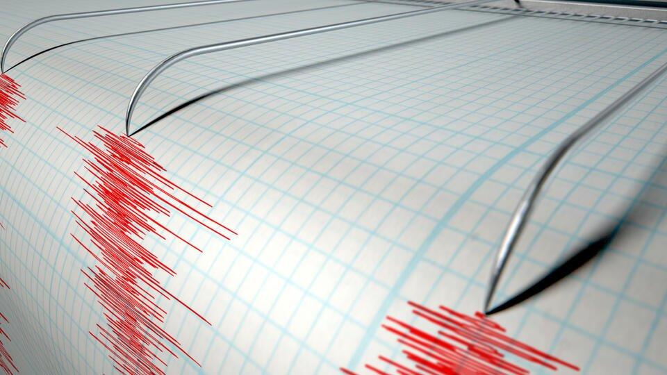Семь землетрясений произошли рядом с Курильскими островами