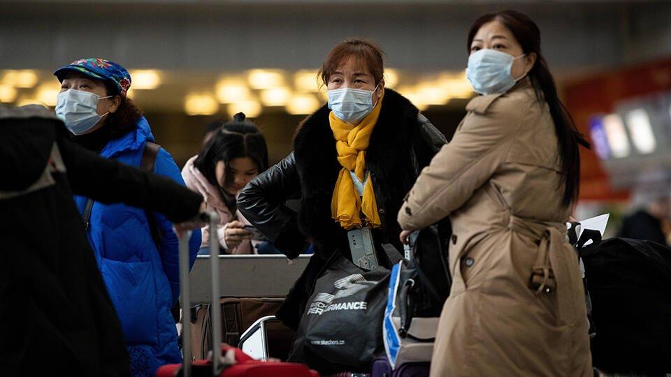 В Москве остановили автобус с туристами из КНР с признаками пневмонии