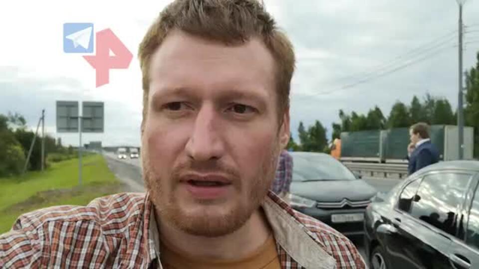 Пострадавший в протестах в Минске журналист Пегов вернулся в Россию