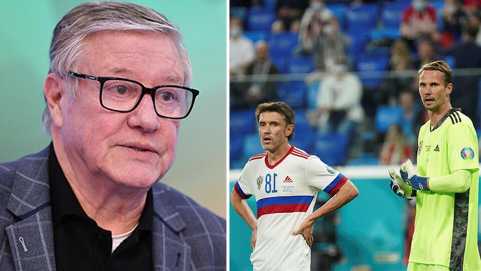 Комментатор Орлов: Бельгия поставила российских футболистов на колени