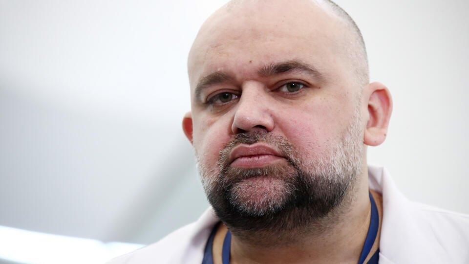 Денис Проценко объяснил низкую смертность от коронавируса в РФ