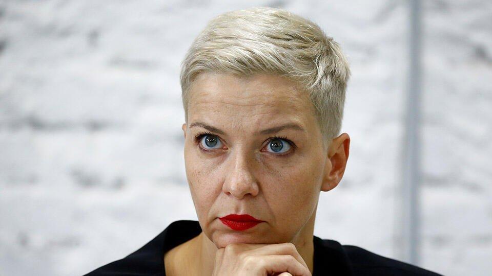 Латвия потребовала немедленного освобождения соратницы Тихановской