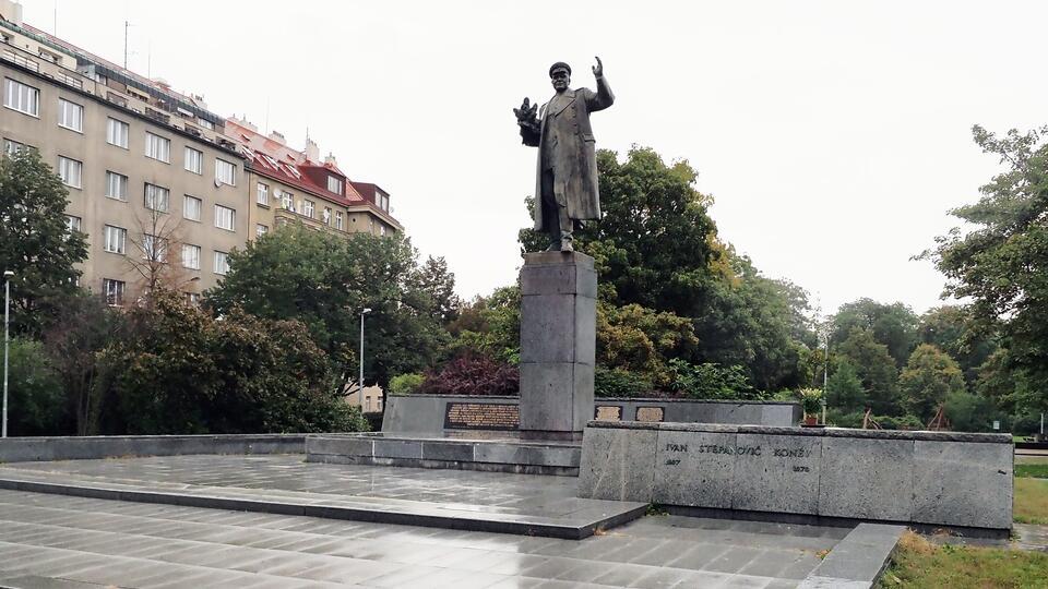 В МИД Чехии не увидели нарушенийв демонтаже памятника маршалу Коневу