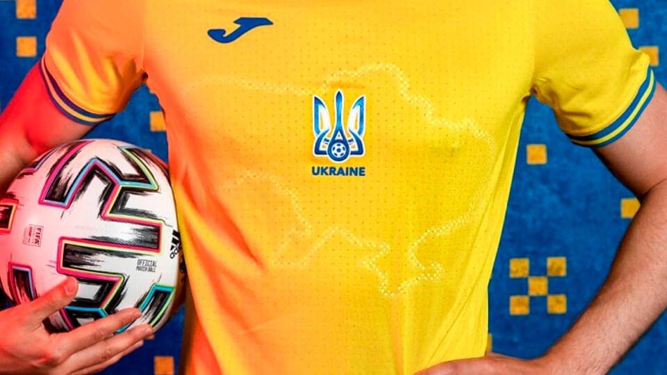 """УЕФА требует от Украины убрать с формы на Евро """"политические"""" надписи"""
