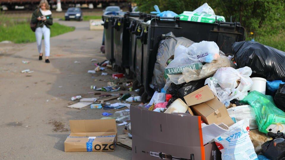 На борьбу с мусором в России предложили отправить миллиард рублей