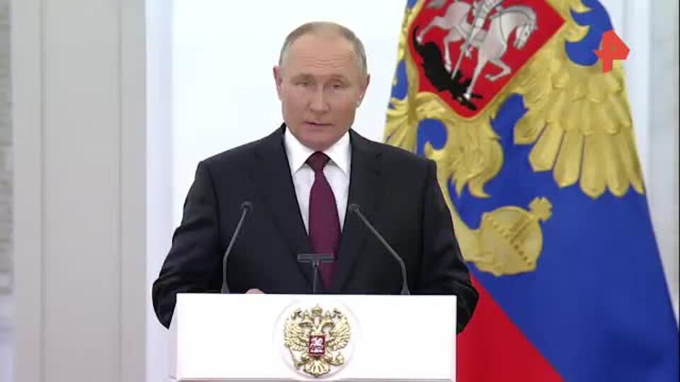 Путин назвал помощь странам с вакциной от COVID ответственностью РФ