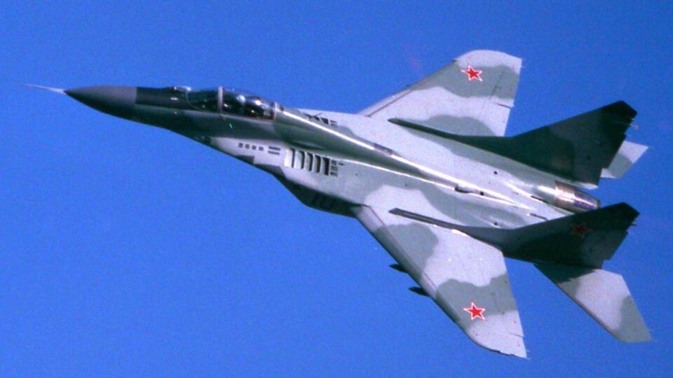 """Летчик отверг """"погодную"""" версию крушения МиГ-29 под Астраханью"""
