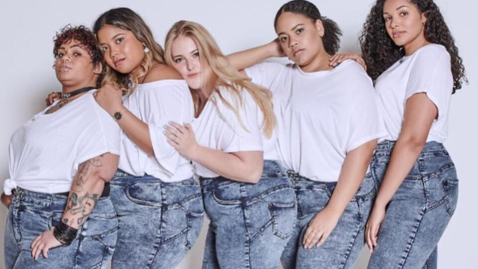"""На конкурсе моделей плюс-сайз победила """"слишком худая"""" девушка"""