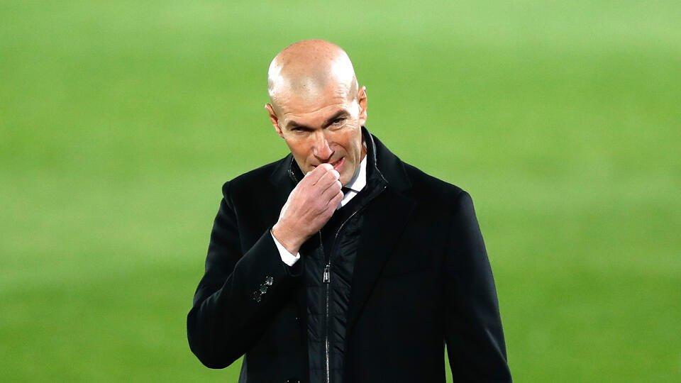 Зидан покинет пост тренера Реала по окончании сезона