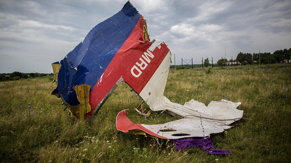 """МИД РФ: Нидерланды не расследовали роль Украины в гибели """"боинга"""" MH17"""