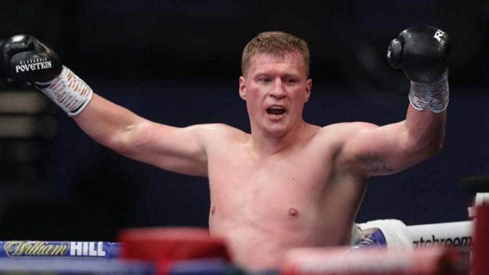 Обнародованы результаты допинг-проб боксеров Поветкина и Уайта
