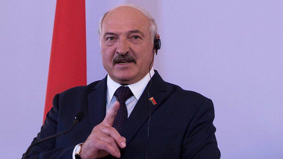 Лукашенко: интернет в Белоруссии отключают из-за границы