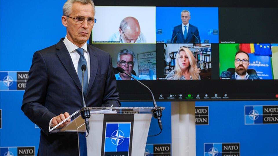 В Британии хотят осудить на саммите НАТО поведение России