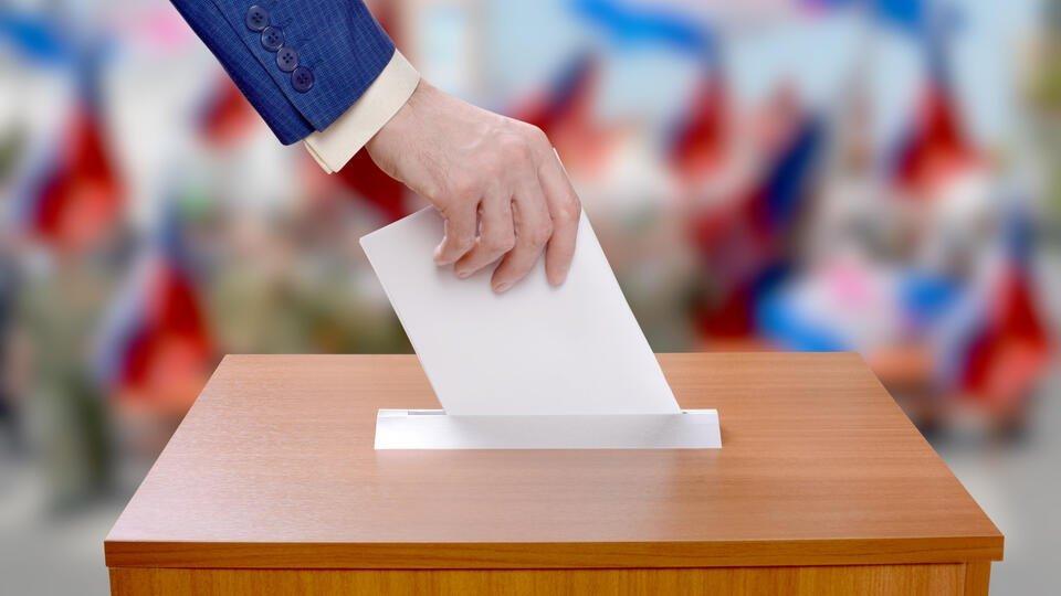 Россияне смогут проголосовать дистанционно на выборах 13 сентября