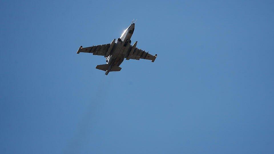Ереван сообщил об уничтожении еще одного самолета Су-25 Азербайджана