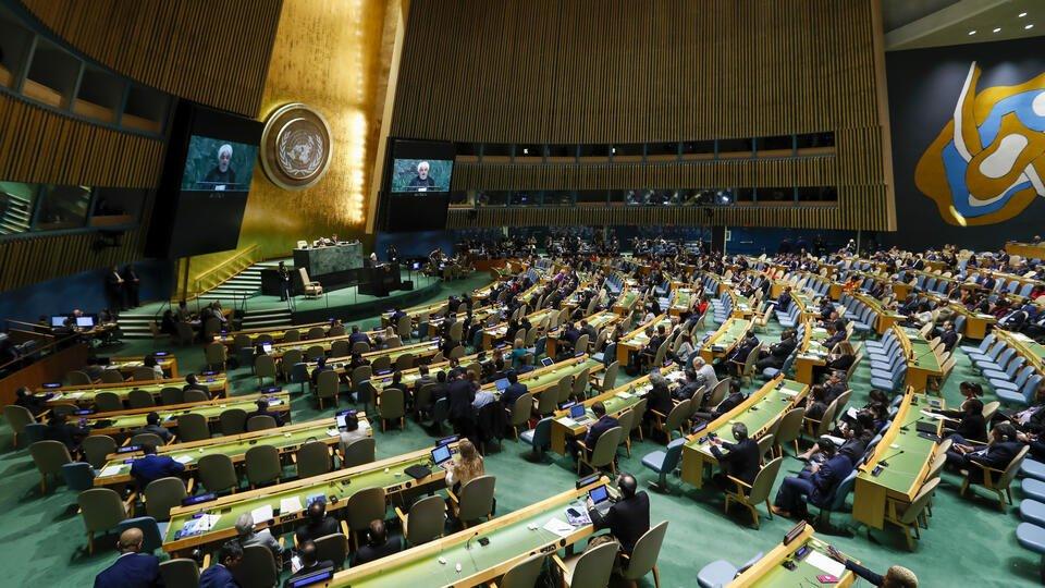 США и Украина заблокировали в ООН резолюцию России о борьбе с COVID-19
