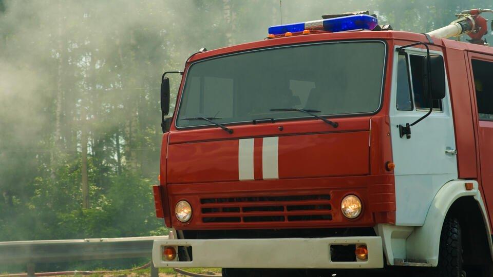Под Саратовом мать и дочь погибли при пожаре на глазах у главы семьи