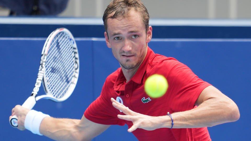 МОК отреагировал на конфликт теннисиста Медведева с журналистом