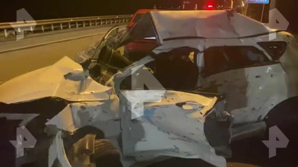 Один человек погиб в ДТП с участием полицейского под Самарой