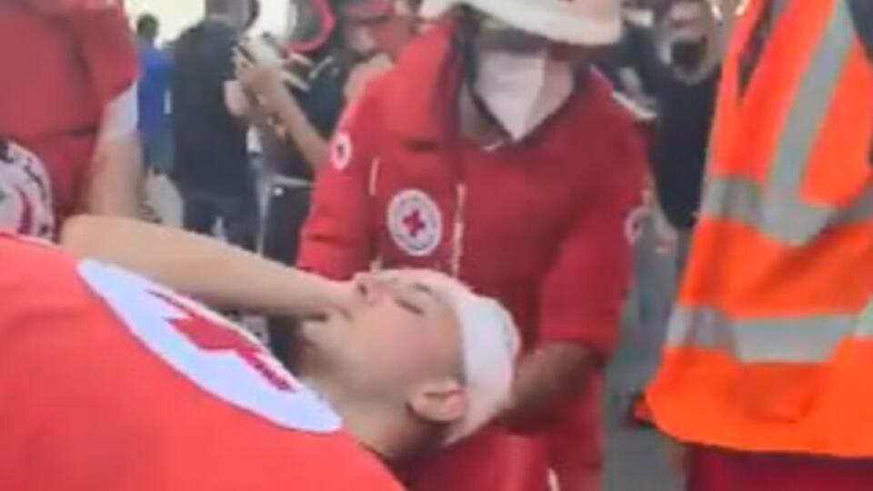 Красный Крест выделит Ливану 40 миллионов евро