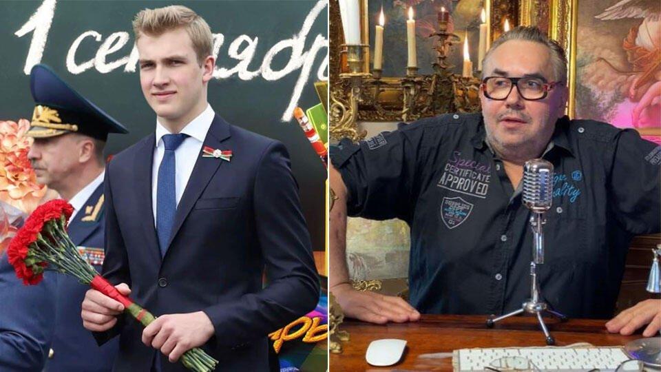 Садальский рассказал о переводе сына Лукашенко в московскую школу
