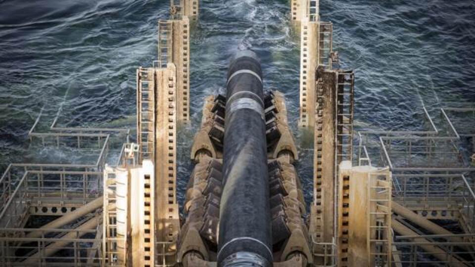 """СМИ: США намерены принять новые санкции против """"Северного потока - 2"""""""