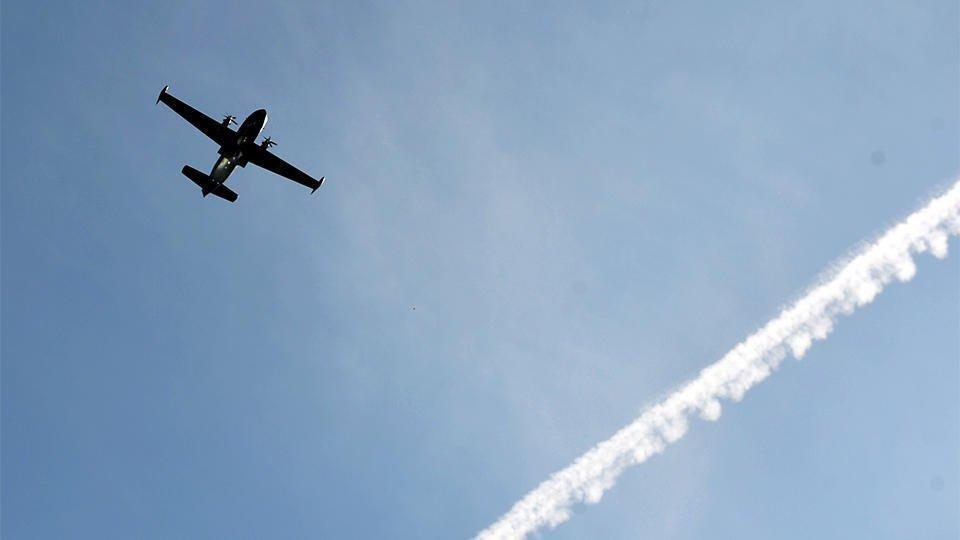 Юноша пытался порулить самолетом и чуть не устроил авиакатастрофу
