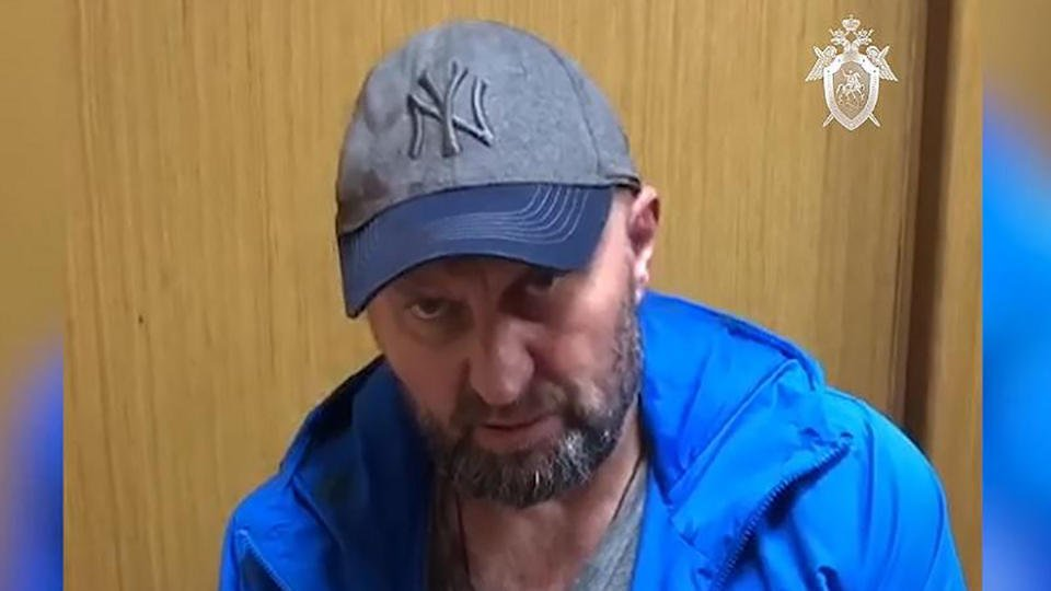 """""""Поймала"""" камера: детали задержания беглеца Мавриди в Москве"""