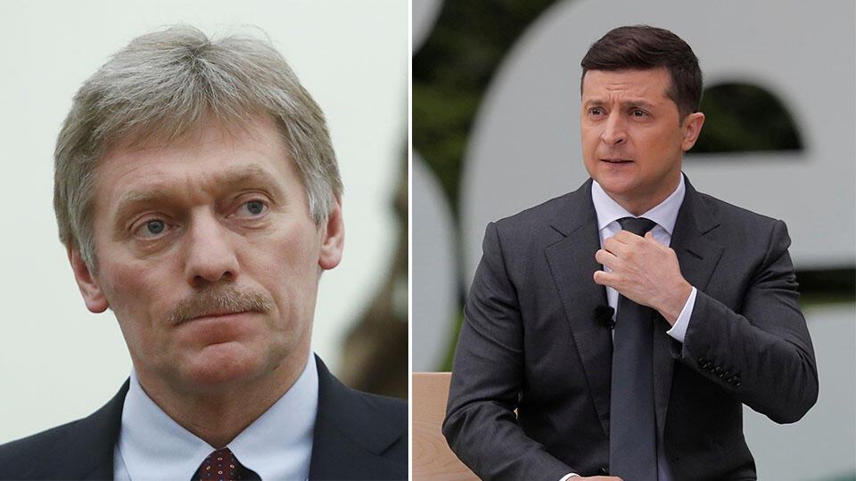 Песков ответил на слова Зеленского о финансировании Медведчука Россией