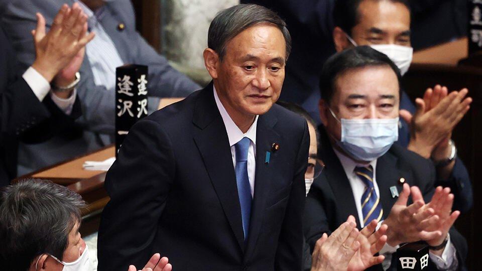 Новый премьер Японии пообещал удовлетворить ожидания народа страны