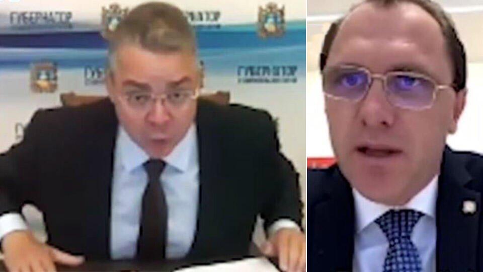 Задолбали!: губернатор накричал на мэра из-за подсказок