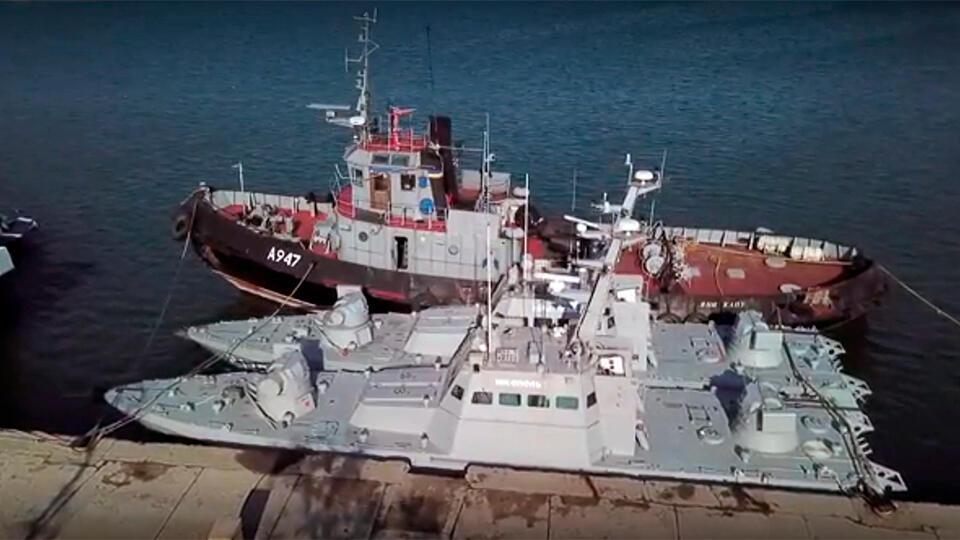 ФСБ тонко пошутила про унитазы на возвращенных Украине кораблях