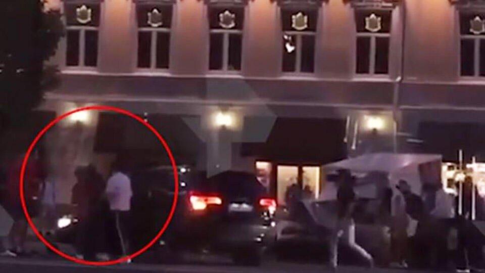 Доказательство вины: видео первых секунд после пьяного ДТП с Ефремовым