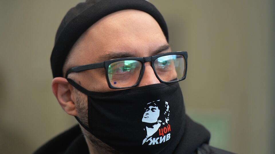 Серебренников получил условный срок