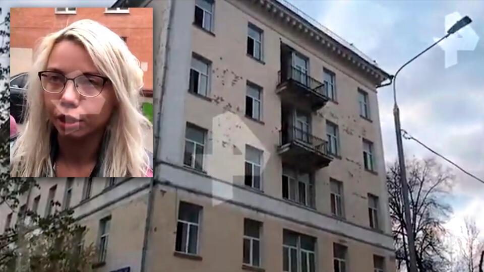 Студентка о спасении из горящего отеля в Москве: Взяла детей, побежала
