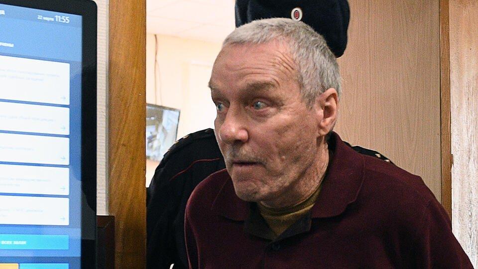 Отец экс-полковника Захарченко вышел на свободу