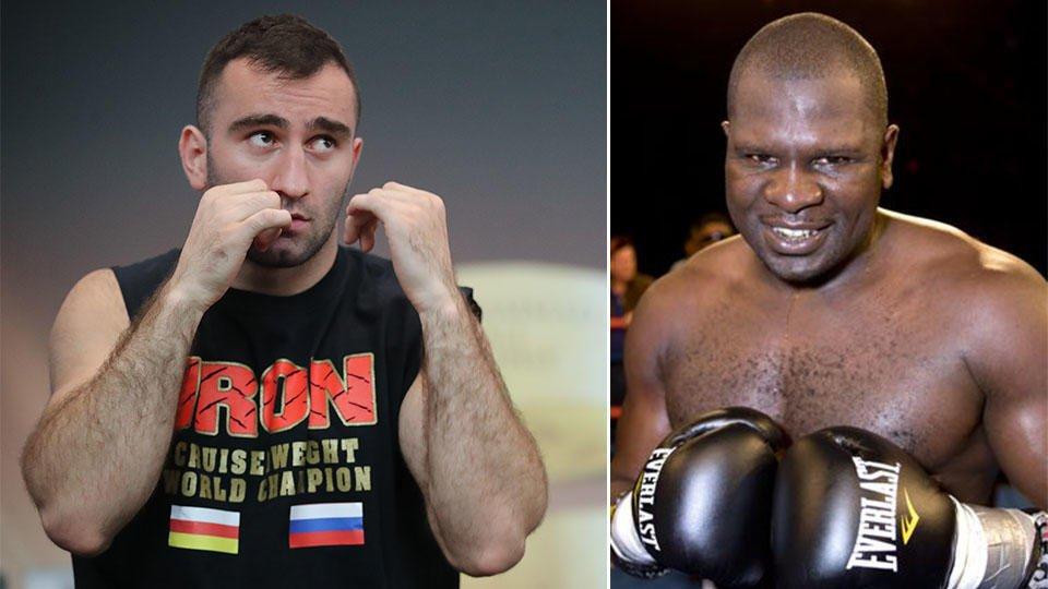 Гассиев по-мужски ответил на дерзкий выпад американского боксера