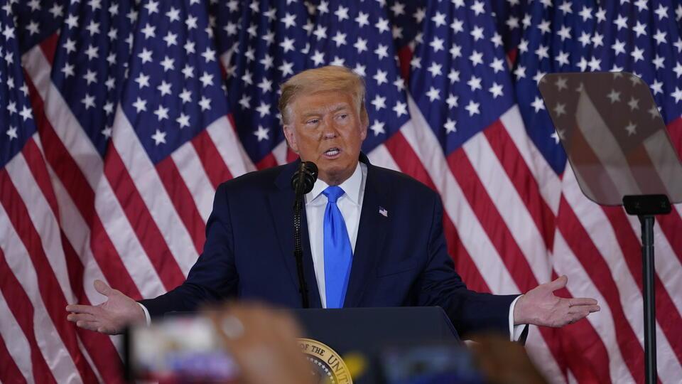 Суд Джорджии отклонил иск Трампа о нарушениях подсчета бюллетеней