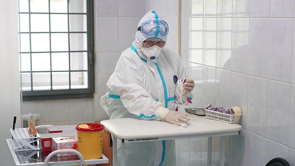 Более 8 млн тестов на коронавирус провели в России