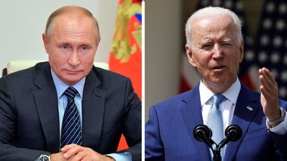 Украине предрекли страшный сон из-за встречи Путина и Байдена