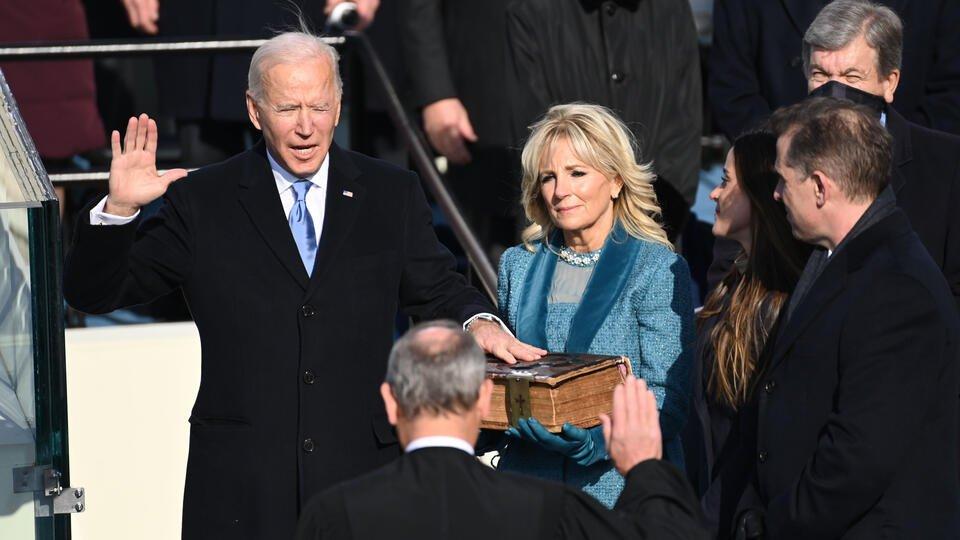 46-й президент США: чем запомнится инаугурация Джо Байдена
