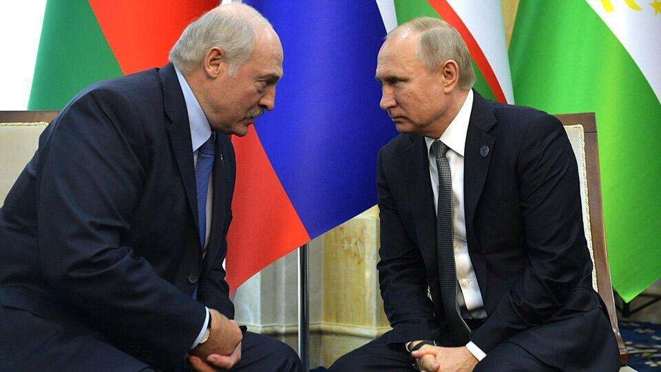 """""""Никогда не было крика"""": Лукашенко рассказал об отношениях с Путиным"""