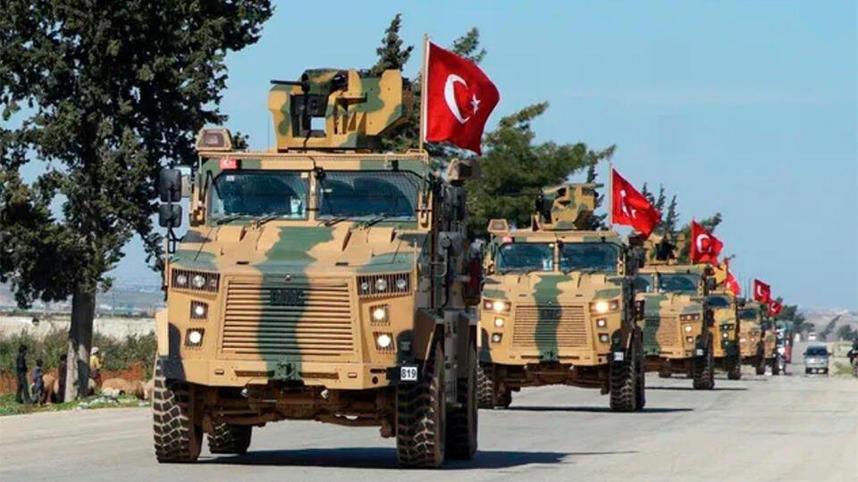 Турция сообщила об отправке 60 военных в Азербайджан