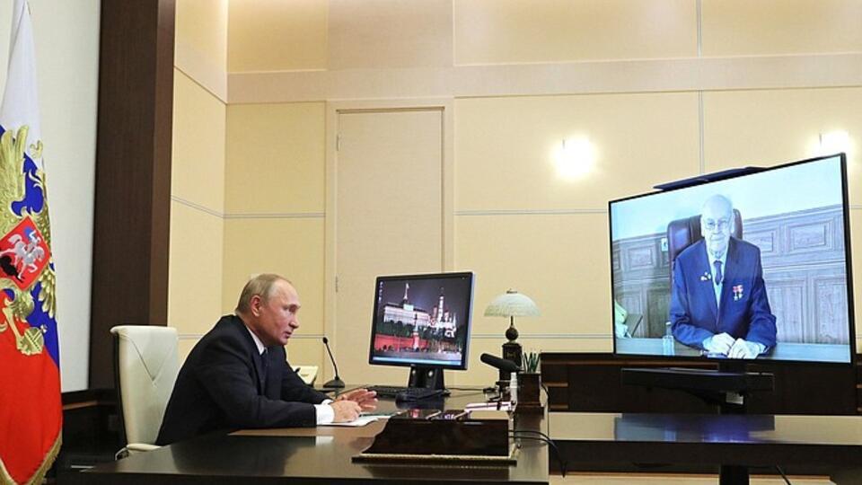 """Путин лично контролировал первый пуск """"Авангарда"""" в 2001 году"""