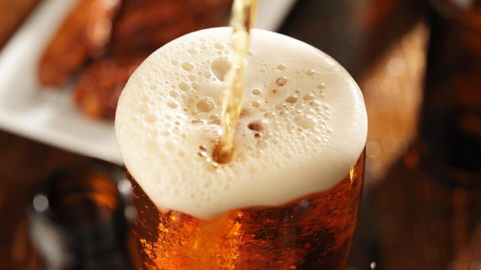 Эксперимент по маркировке пива хотят начать с безалкогольного пива