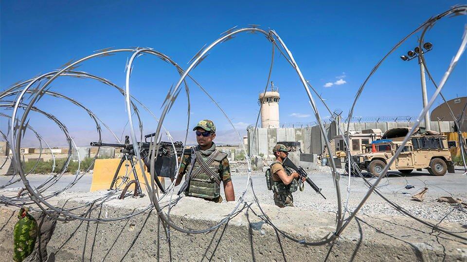 США могут применить авиацию для ударов по боевикам в Афганистане