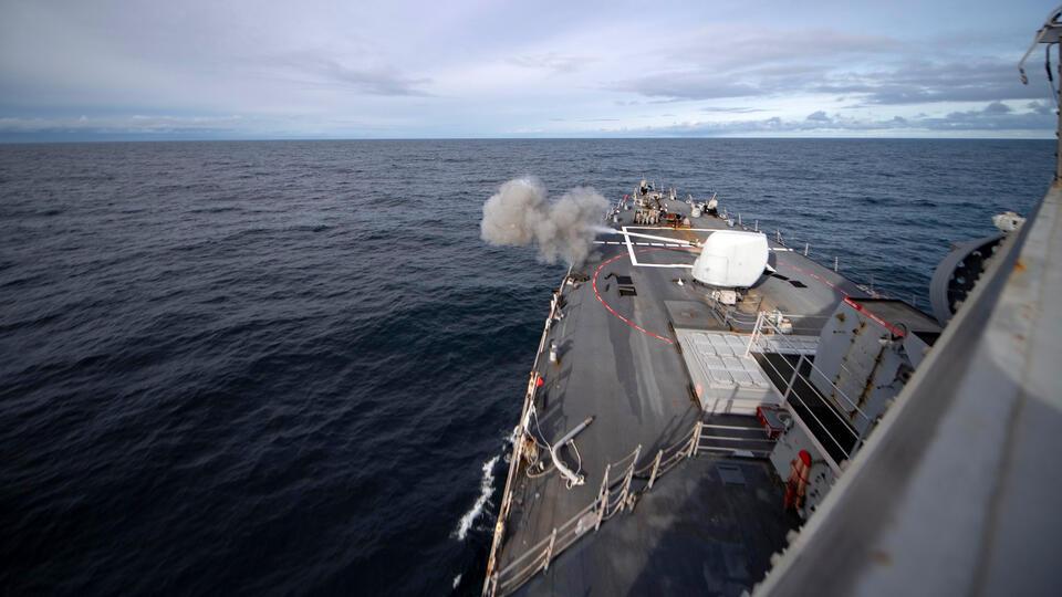 США передумали отправлять свои эсминцы с ракетами в Черное море