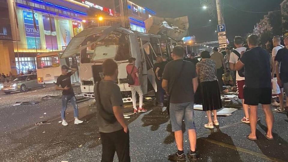 Удар был сильным: пострадавший о моменте взрыва в Воронеже