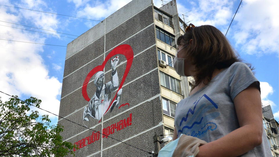 Россияне стали больше уважать медиков во время пандемии COVID-19