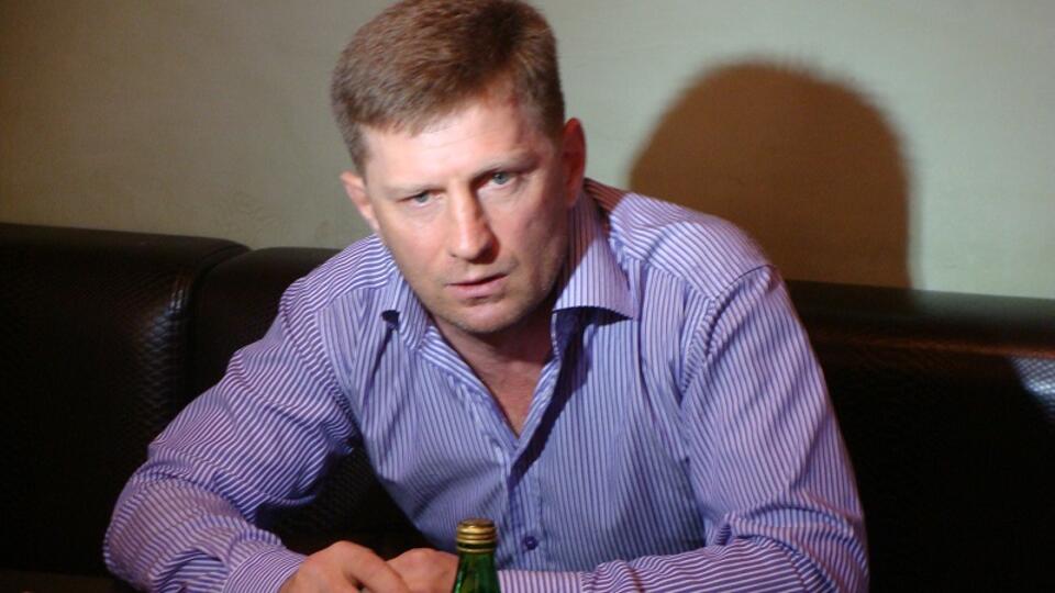 Врио главы Хабаровского края после задержания Фургала пока не назначен